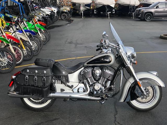 2018 Indian Chief Vintage at Lynnwood Motoplex, Lynnwood, WA 98037