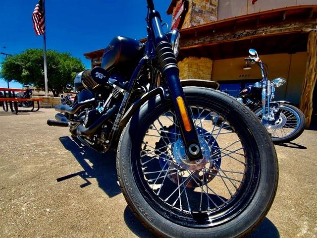 2018 Harley-Davidson Softail Street Bob at Texoma Harley-Davidson