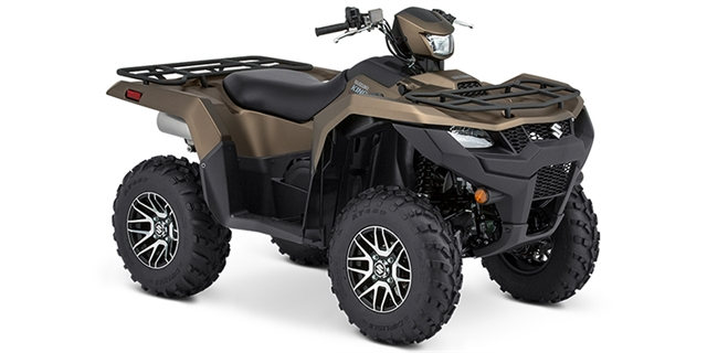 2020 Suzuki KingQuad 750 AXi Power Steering SE+ at Hebeler Sales & Service, Lockport, NY 14094