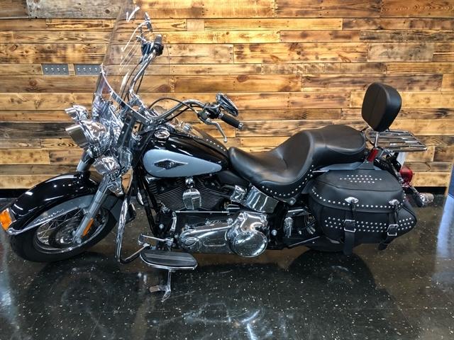 2012 Harley-Davidson Softail Heritage Softail Classic at Holeshot Harley-Davidson
