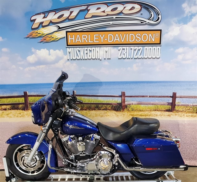 2006 Harley-Davidson Street Glide Base at Hot Rod Harley-Davidson