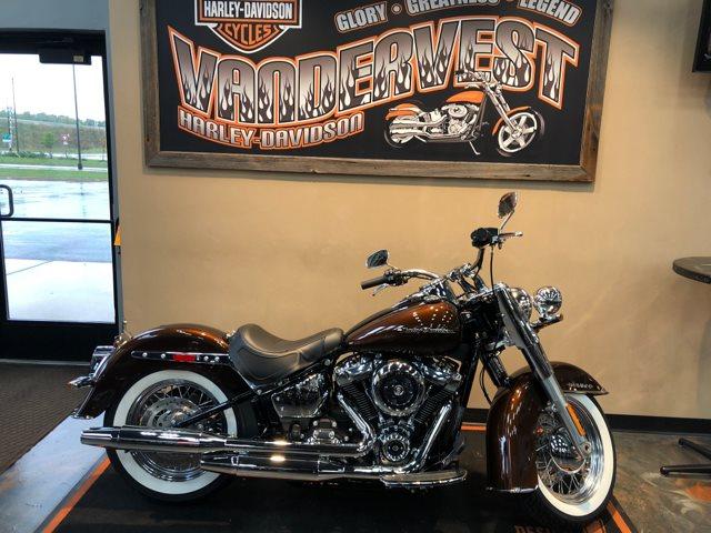 2019 Harley-Davidson Softail Deluxe at Vandervest Harley-Davidson, Green Bay, WI 54303
