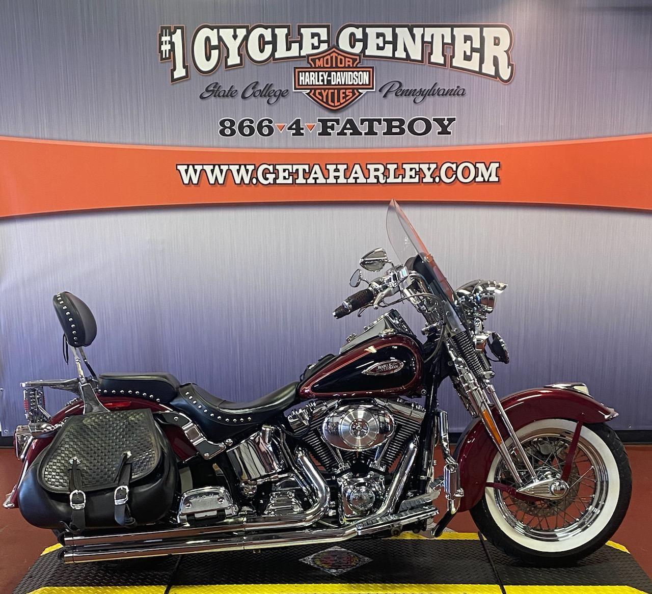 2001 Harley-Davidson FLSTS at #1 Cycle Center Harley-Davidson
