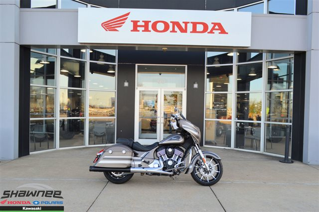 2018 Indian Chieftain Limited at Shawnee Honda Polaris Kawasaki
