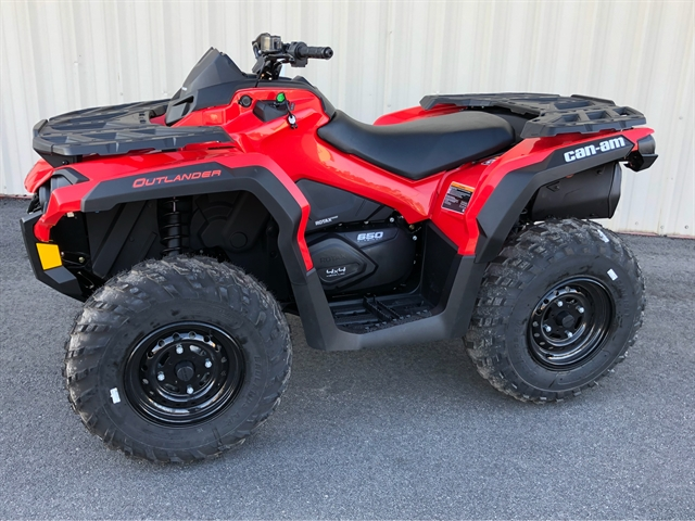 2019 Can-AM Outlander 650 at Jacksonville Powersports, Jacksonville, FL 32225