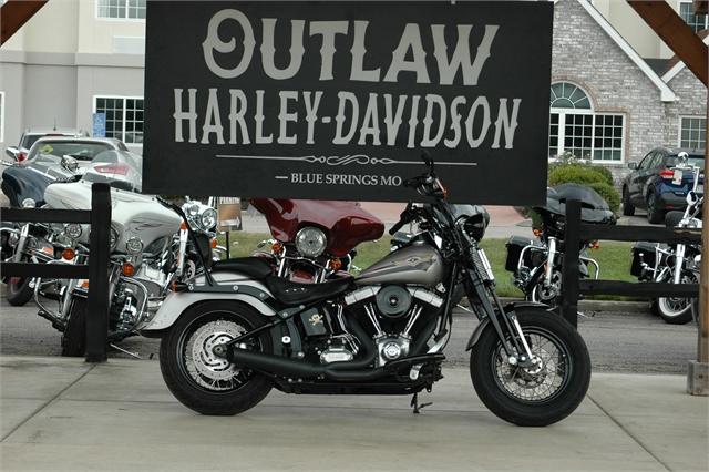 2010 Harley-Davidson Softail Cross Bones at Outlaw Harley-Davidson