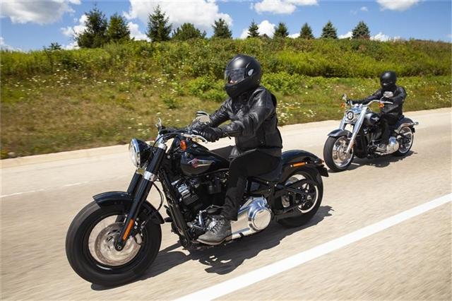 2021 Harley-Davidson Cruiser Softail Slim at Gruene Harley-Davidson