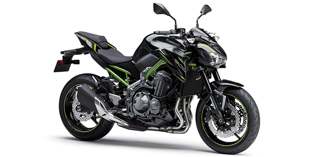 2019 Kawasaki Z900 Base at Hebeler Sales & Service, Lockport, NY 14094