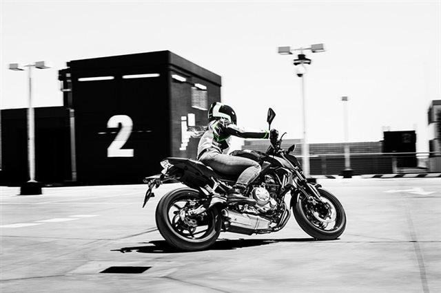 2017 Kawasaki Z650 ABS at Ehlerding Motorsports