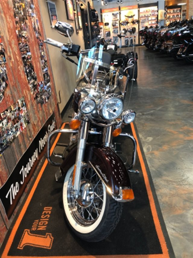 2006 Harley-Davidson Softail Heritage Softail Classic at Vandervest Harley-Davidson, Green Bay, WI 54303