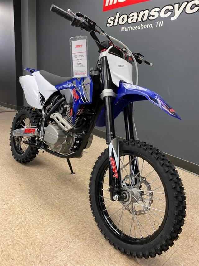 2021 SSR SR150 SR150-21-BL at Sloans Motorcycle ATV, Murfreesboro, TN, 37129
