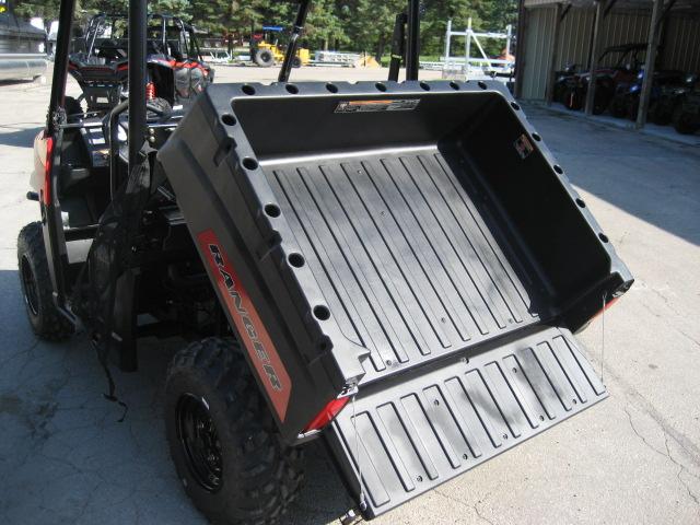 2020 Polaris Ranger 500 - Solar Red at Fort Fremont Marine