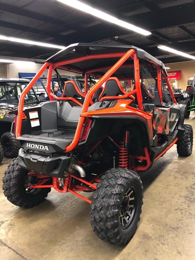 2020 Honda Talon 1000X-4 FOX Live Valve at Sloans Motorcycle ATV, Murfreesboro, TN, 37129