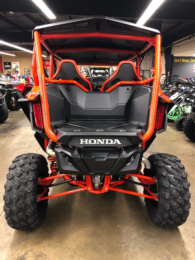 2020 Honda Talon 1000X-4 FOX Live Valve at Sloans Motorcycle ATV, Murfreesboro, TN, 37129