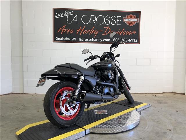 2016 Harley-Davidson Street 750 at La Crosse Area Harley-Davidson, Onalaska, WI 54650