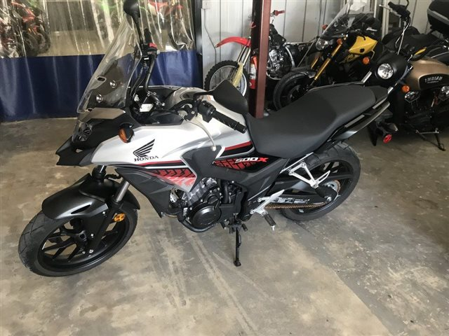 2018 Honda CB500X Base at Powersports St. Augustine