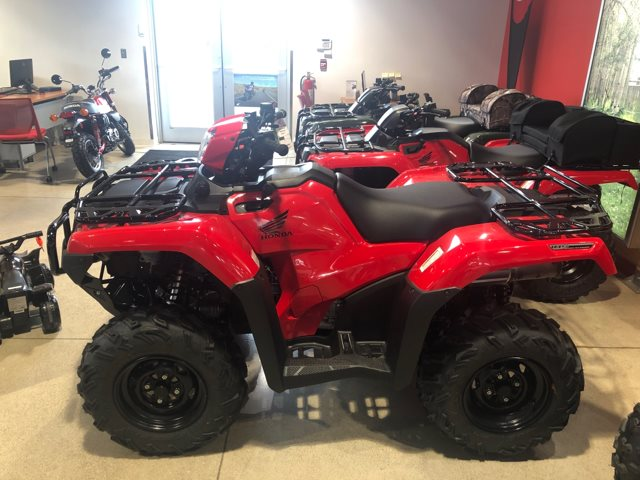 2018 Honda FourTrax Foreman Rubicon 4x4 Automatic DCT EPS at Genthe Honda Powersports, Southgate, MI 48195