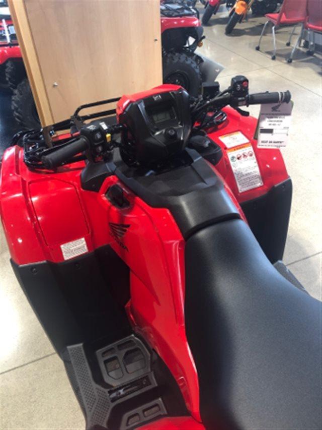 2018 Honda FourTrax Foreman Rubicon 4x4 Automatic DCT EPS at Genthe Honda Powersports, Southgate, MI 48195
