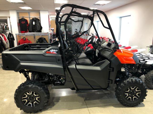 2019 Honda PIONEER 700 2 SEAT DLX at Genthe Honda Powersports, Southgate, MI 48195