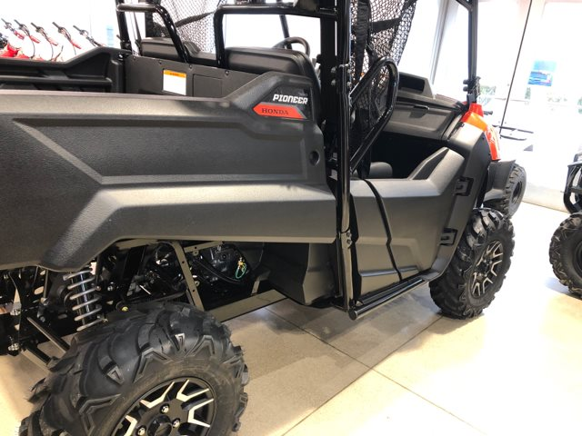 2019 Honda PIONEER 700 2 SEAT DLX Deluxe at Genthe Honda Powersports, Southgate, MI 48195