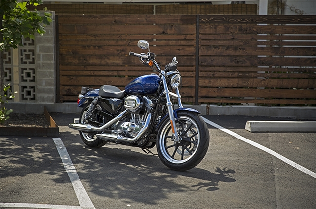 2016 Harley-Davidson Sportster SuperLow at Fort Myers
