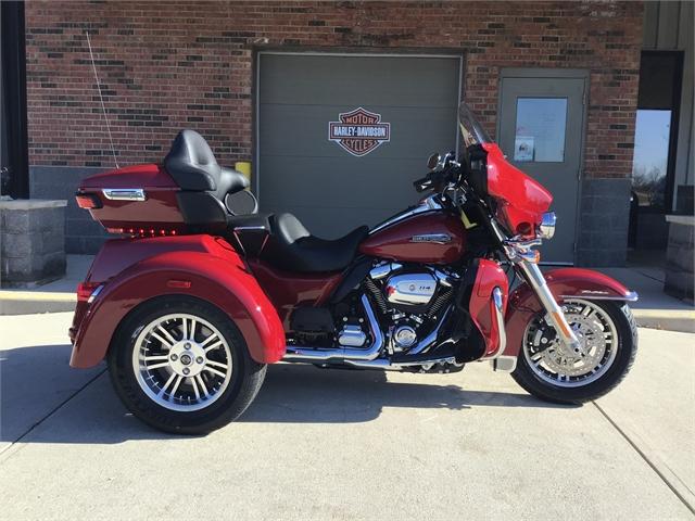 2021 Harley-Davidson Trike FLHTCUTG Tri Glide Ultra at Lima Harley-Davidson