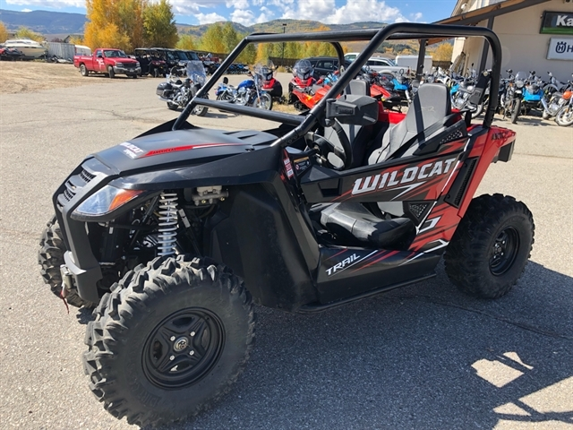 2017 ARCTIC CAT Wildcat Trail at Power World Sports, Granby, CO 80446
