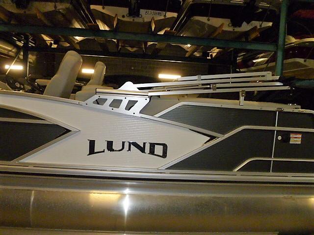 2019 LUND ZX 250 WTDS at Pharo Marine, Waunakee, WI 53597