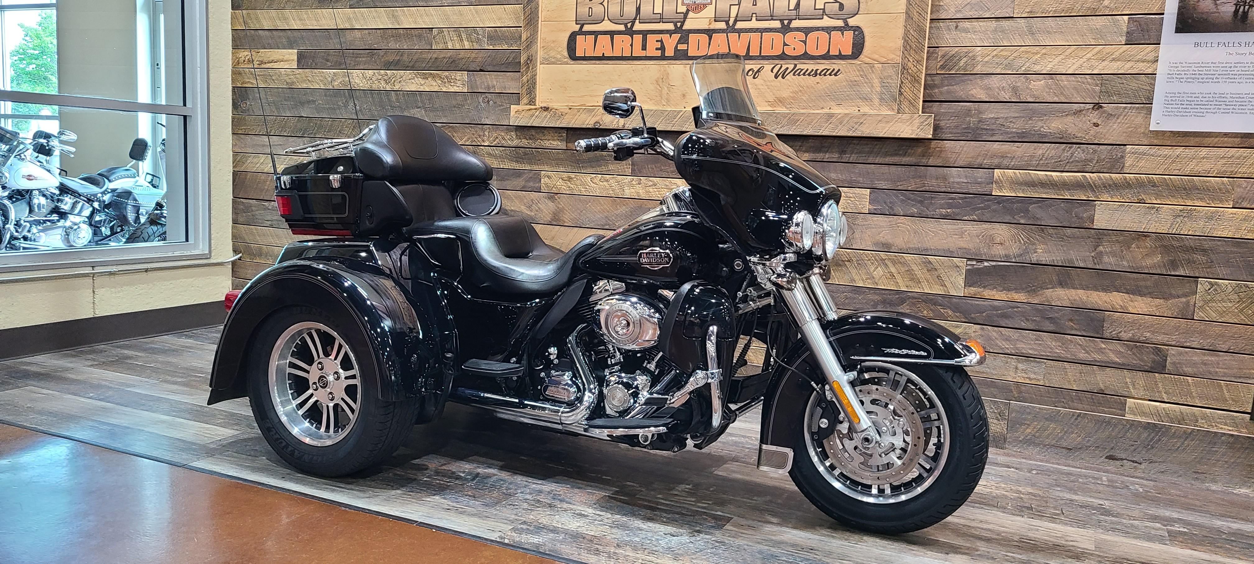 2012 Harley-Davidson Trike Tri Glide Ultra Classic at Bull Falls Harley-Davidson