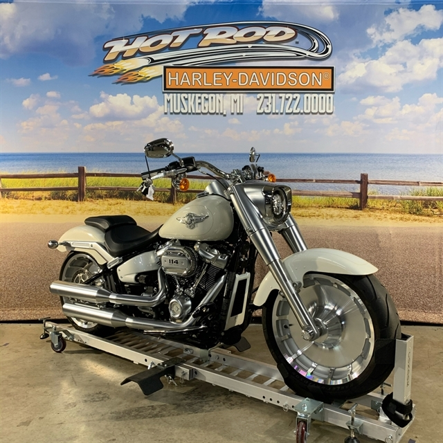 2018 Harley-Davidson Softail Fat Boy 114 at Hot Rod Harley-Davidson