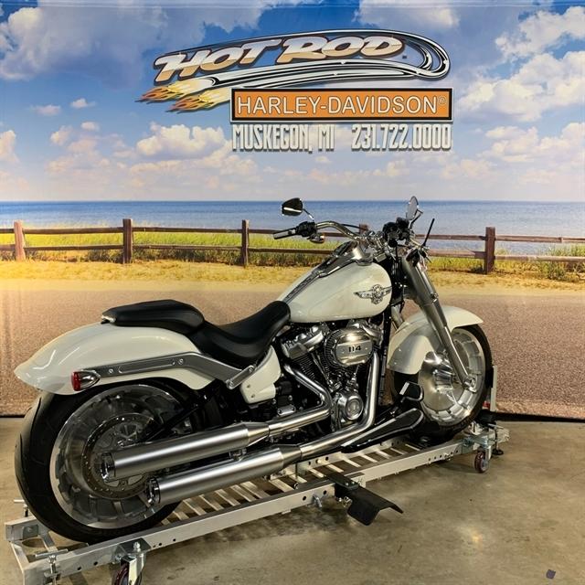 2018 Harley-Davidson Softail Fat Boy 114 at Hot Rod Harley-Davidson