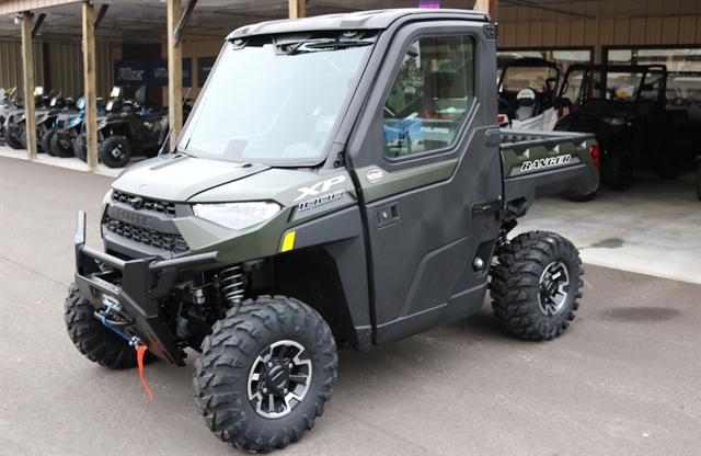2020 Polaris Ranger Northstar Ultimate Edition-Matte Sage Green at Fort Fremont Marine