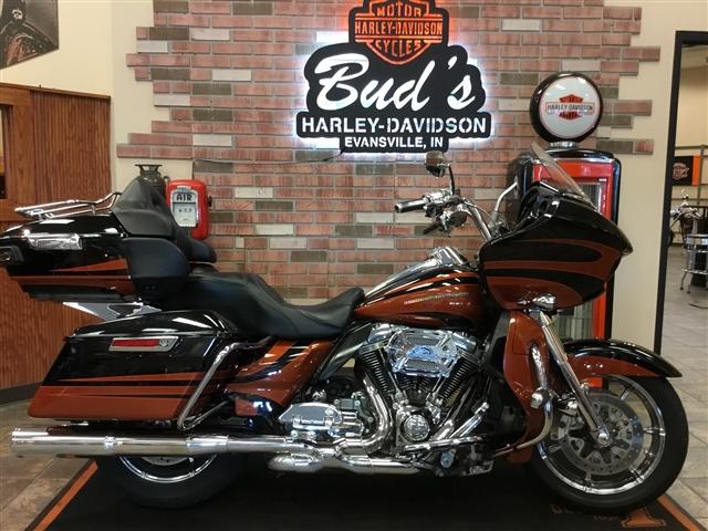 2015 Harley-Davidson Road Glide CVO Ultra at Bud's Harley-Davidson, Evansville, IN 47715