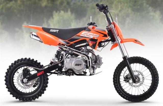 2021 SSR 125 SRN125SEMI-21-OR at Got Gear Motorsports