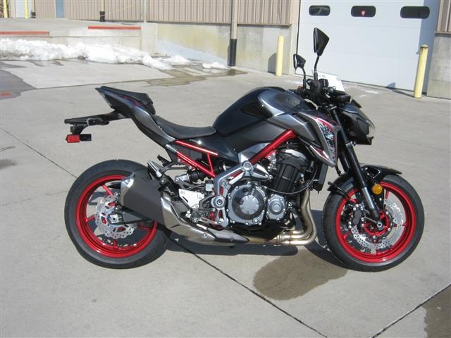 2019 Kawasaki Z900 ABS at Brenny's Motorcycle Clinic, Bettendorf, IA 52722