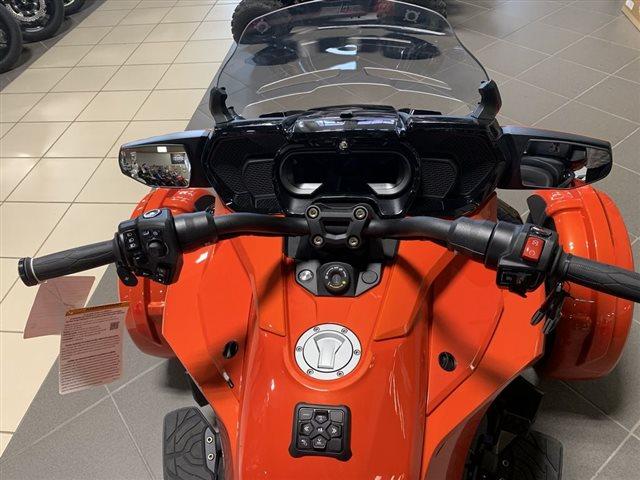 2020 Can-Am SPYDER F3 LTD Limited at Star City Motor Sports