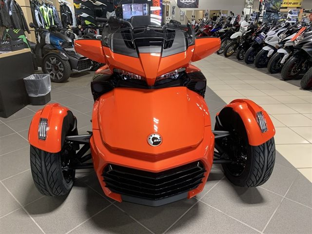 2020 Can-Am SPYDER F3 LTD Limited at Star City Motor Sports