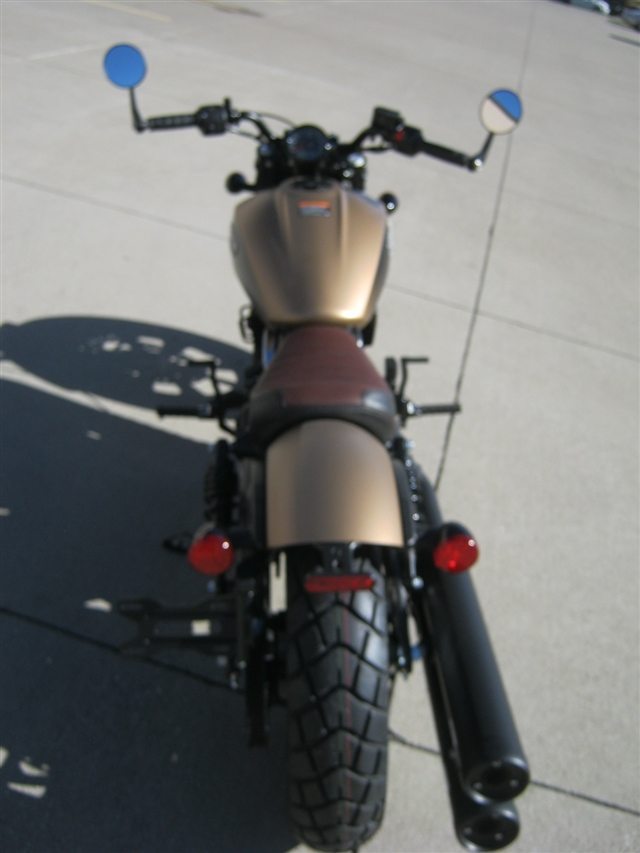 2019 Indian Motorcycle Scout ABS Bobber Icon at Brenny's Motorcycle Clinic, Bettendorf, IA 52722