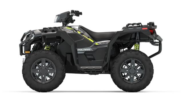 2021 Polaris Sportsman XP 1000 Trail at Shawnee Honda Polaris Kawasaki