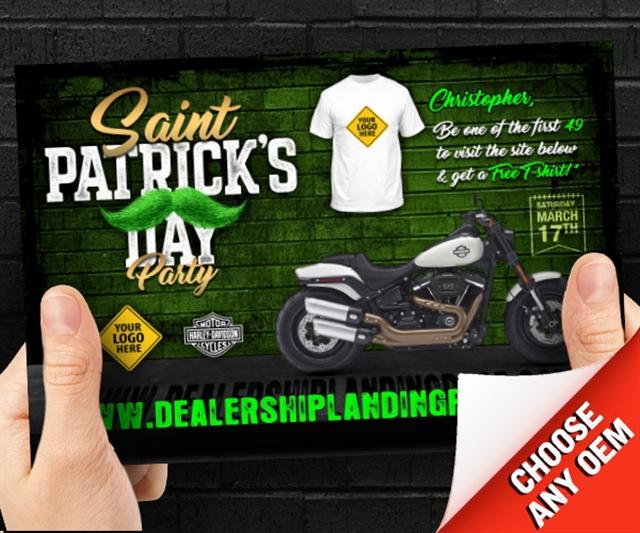 2018 Winter St Patrick's Day Powersports at PSM Marketing - Peachtree City, GA 30269