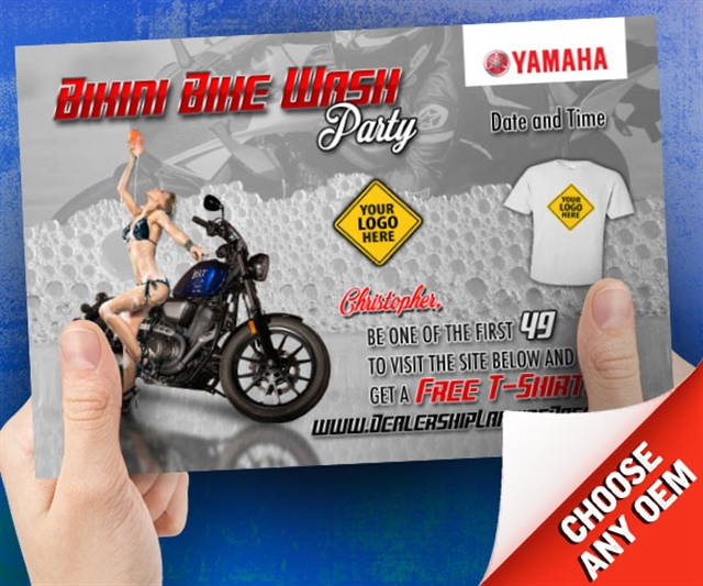 Bikini Bike Wash Powersports at PSM Marketing - Peachtree City, GA 30269