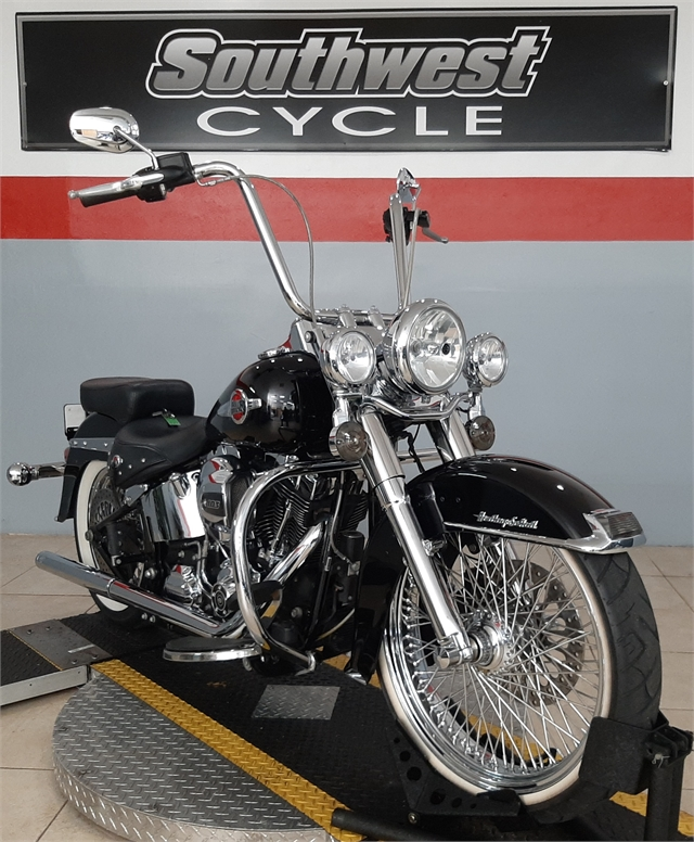2017 Harley-Davidson Softail Heritage Softail Classic at Southwest Cycle, Cape Coral, FL 33909