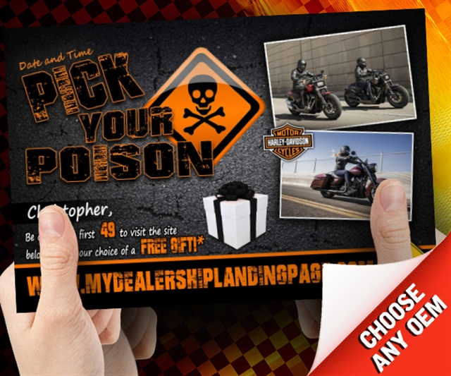 Pick Your Poison Powersports at PSM Marketing - Peachtree City, GA 30269