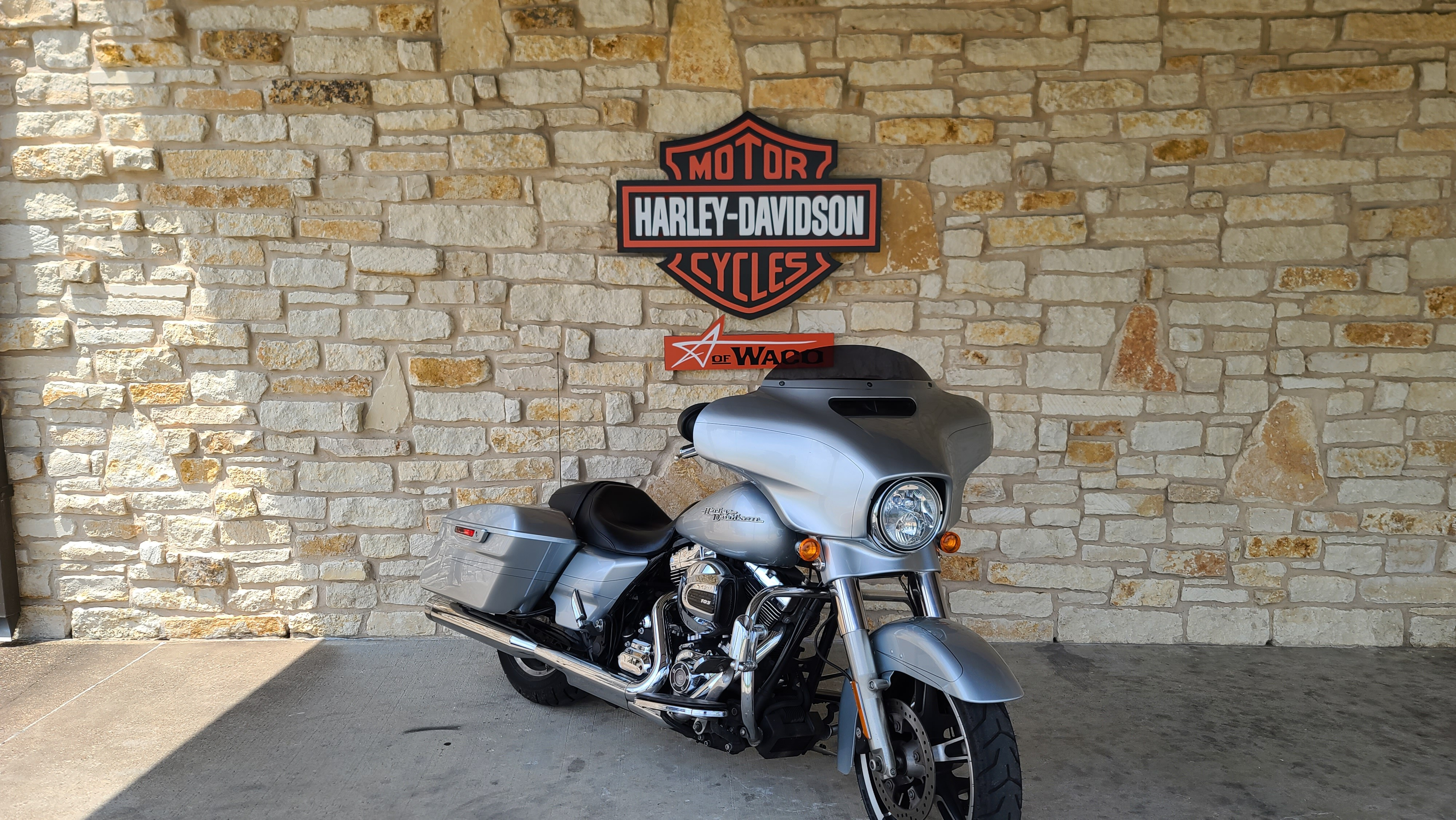 2015 Harley-Davidson Street Glide Base at Harley-Davidson of Waco
