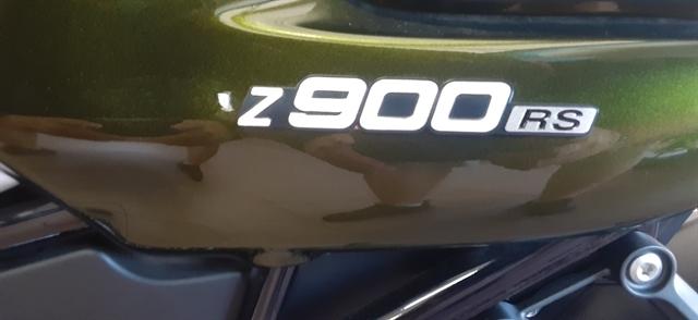 2020 Kawasaki Z900RS ABS at Santa Fe Motor Sports