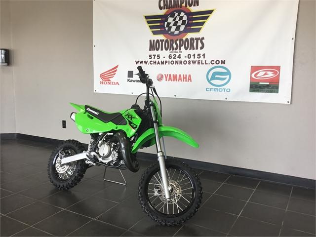 2022 Kawasaki KX 65 at Champion Motorsports