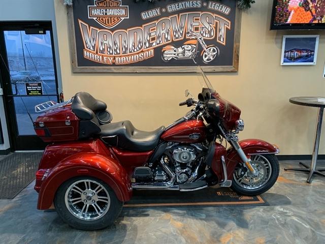 2009 Harley-Davidson Trike Ultra Classic at Vandervest Harley-Davidson, Green Bay, WI 54303