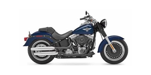 2012 Harley-Davidson Softail Fat Boy Lo at M & S Harley-Davidson