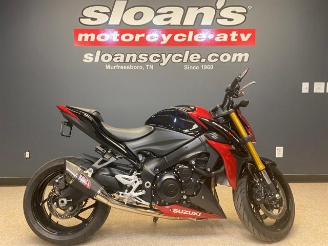 2016 Suzuki GSX-S 1000 ABS at Sloans Motorcycle ATV, Murfreesboro, TN, 37129