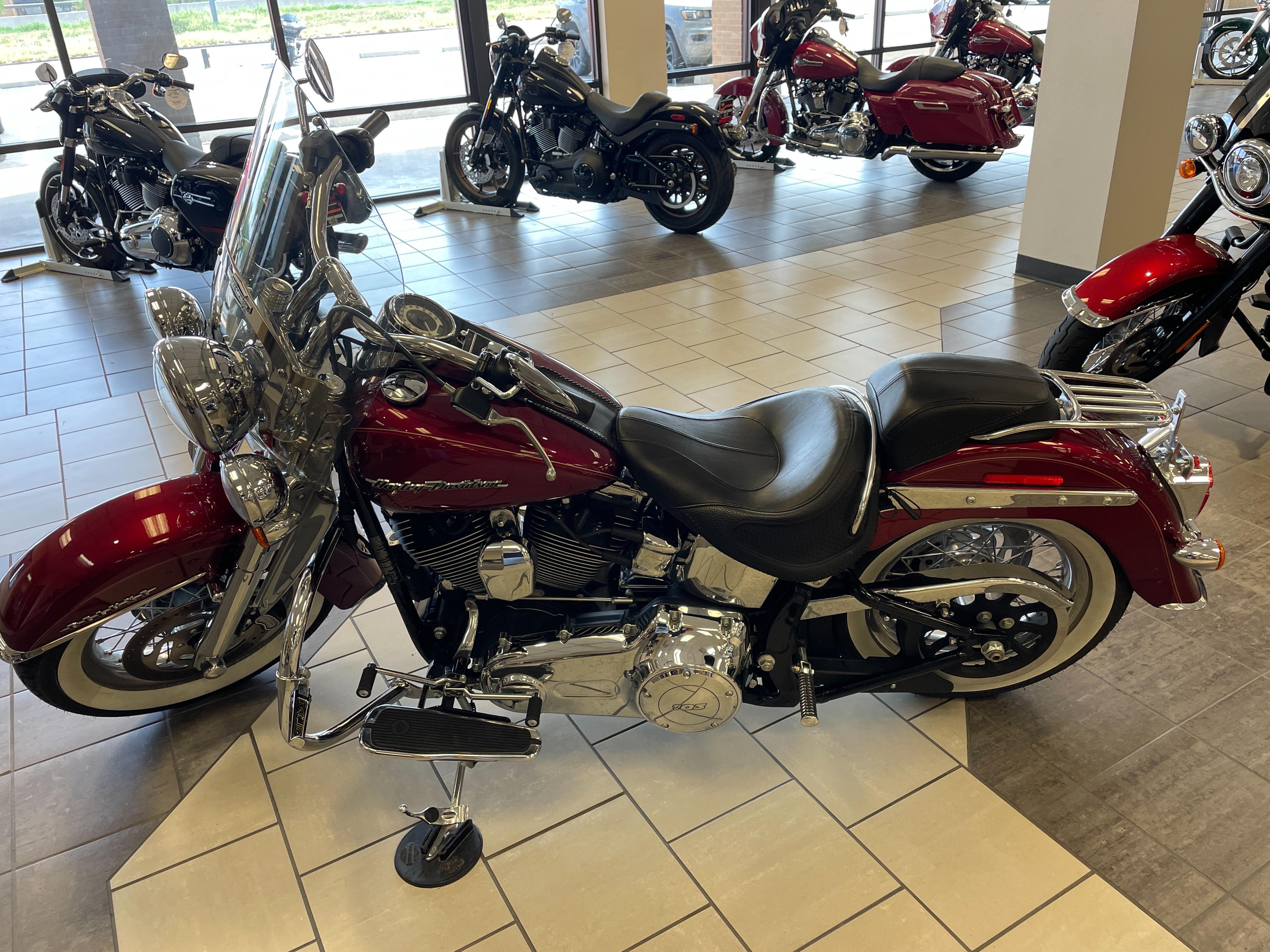 2017 Harley-Davidson Softail Deluxe Deluxe at Tripp's Harley-Davidson